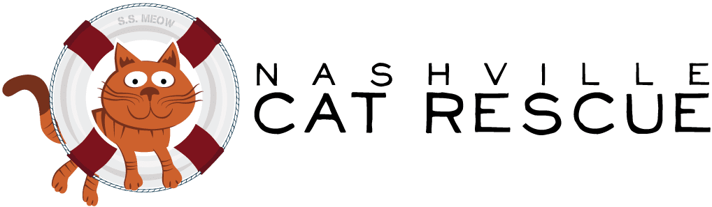 Nashville Cat Rescue Logo
